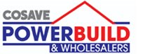 Cosave PowerBuild & Wholesalers Logo